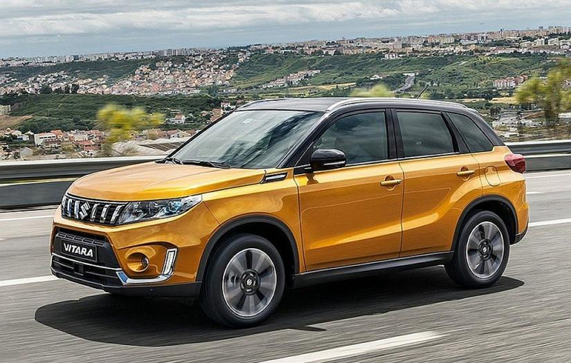 有望搭超省油動力!Suzuki Vitara 大改款將加入粗獷設計元素