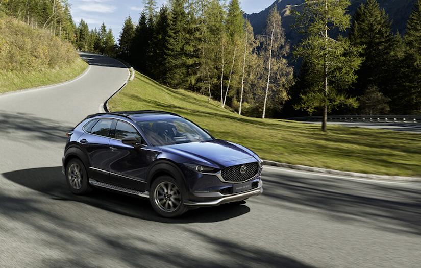 Mazda 跨界休旅電動車發表!續航力上看 450 公里