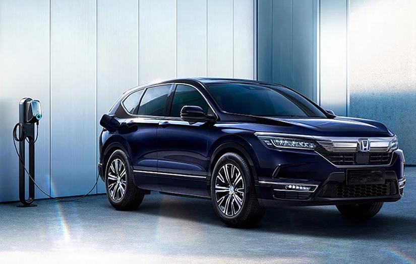 平均油耗達 76.9km/L!Honda 推出 CR-V 雙生新休旅