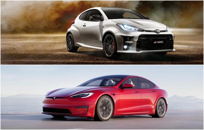 2021 全球百大品牌排行榜揭曉!Toyota 穩居汽車龍頭、Tesla 成長幅度空前