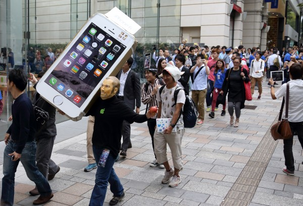 iPhone 6痛宰三星 供應商:業績恐掉4成
