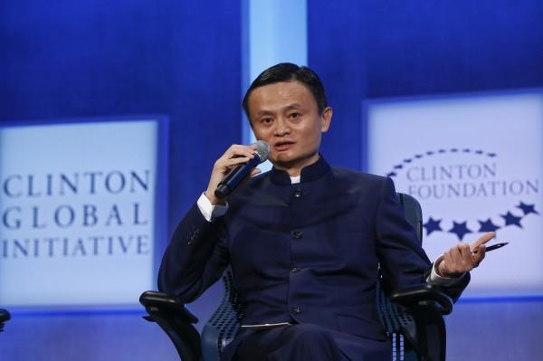 馬雲:中國貿易結構爛 給阿里巴巴機會
