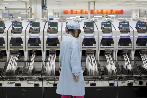 中國9月製造業PMI維持51.1 成長仍然緩慢