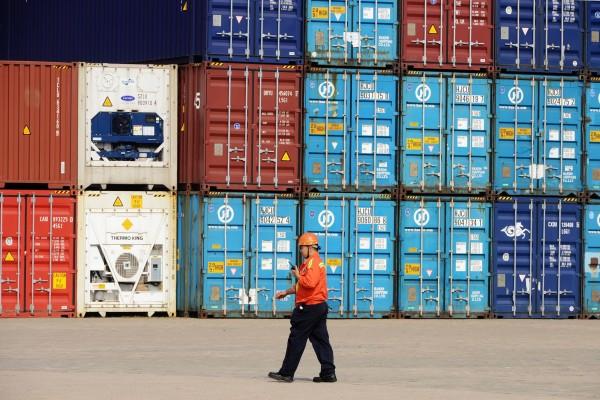 中國經濟疲軟 出口至海外商品價格跌
