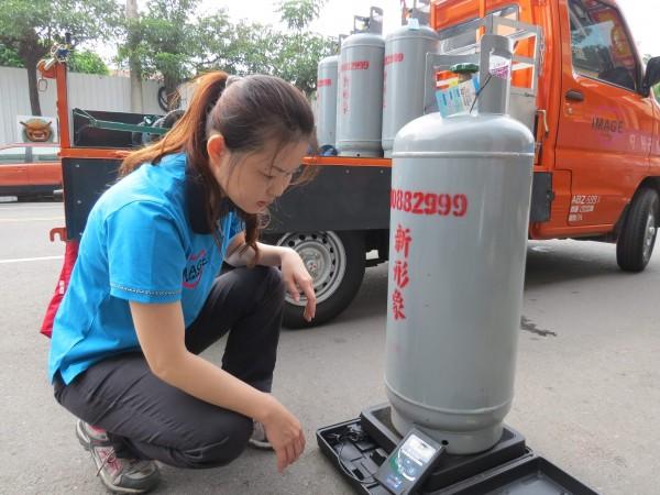 有感!20公斤桶裝瓦斯明起每桶降92元