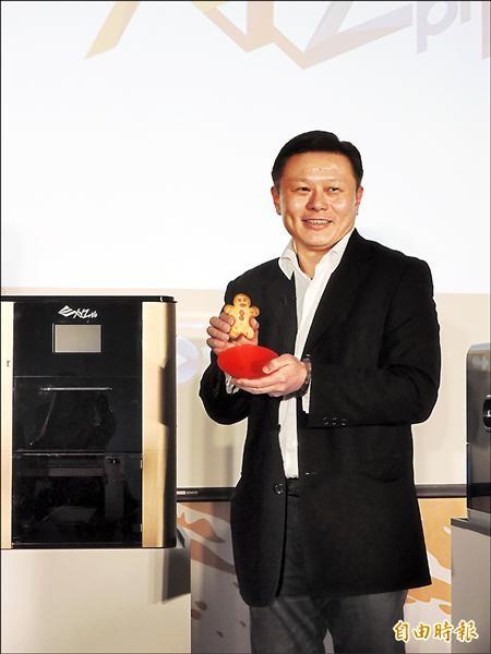 D列印機在美熱銷 金寶獲利挑戰新高