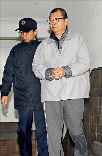 王令台假釋獲准 王家第1人出獄
