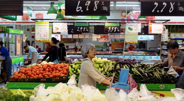 物價續跌 中國恐再降息