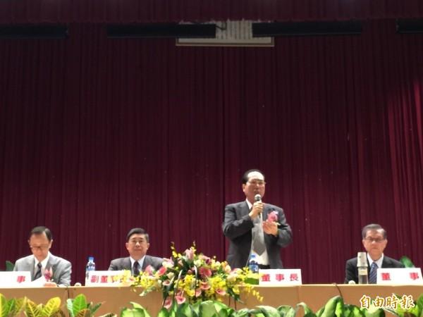 南紡董事長鄭高輝:營收和獲利將優於去年