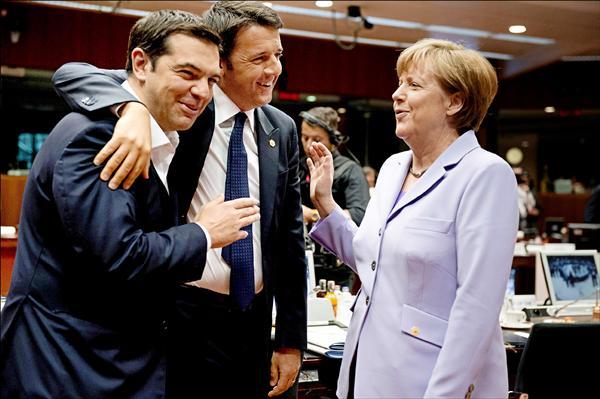 解決希債關鍵 歐元區財長今會議