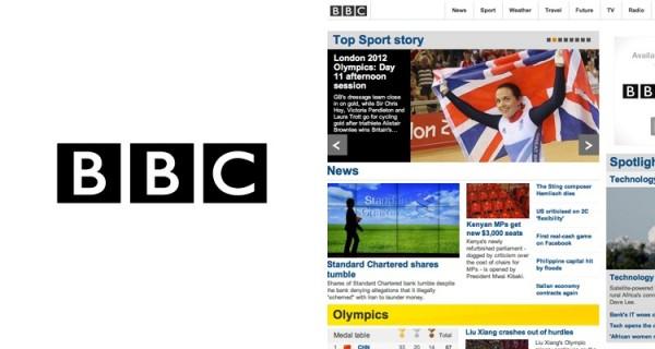 你懂設計行情嗎? BBC商標要價5000萬!
