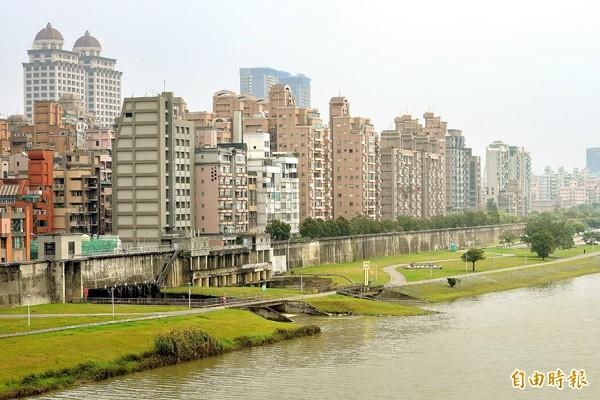 淹水區變豪宅區 大直水岸房價翻兩倍