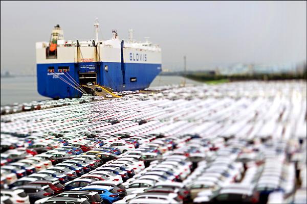 〈國際現場〉南韓9月出口 衰退8.3%