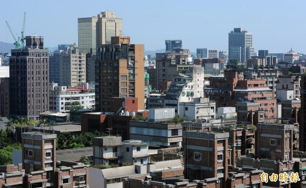 北市近3成屋一拍件數 持續低檔