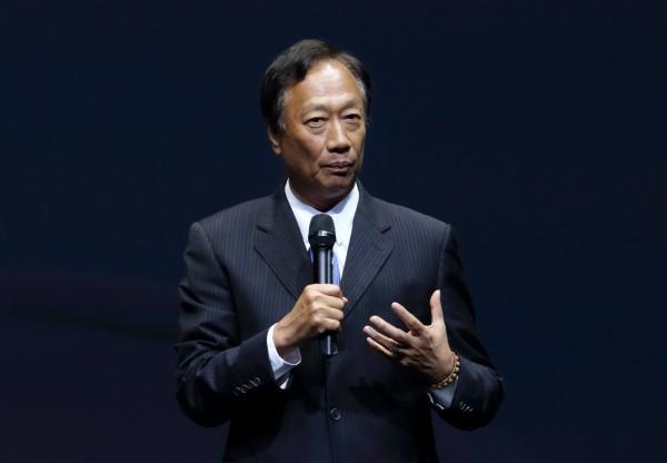 全球百大CEO評選  郭台銘排第33名居亞洲第二