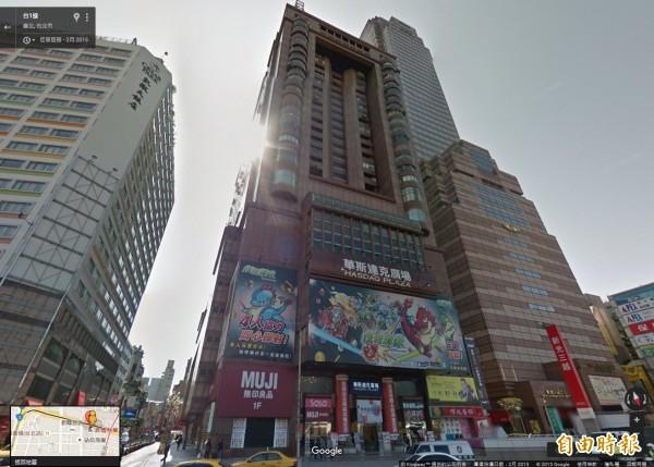 中信壽再置產 買進台北車站前亞洲廣場二樓