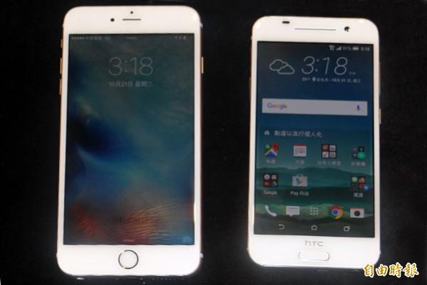 王雪紅:HTC A9可取代iPhone
