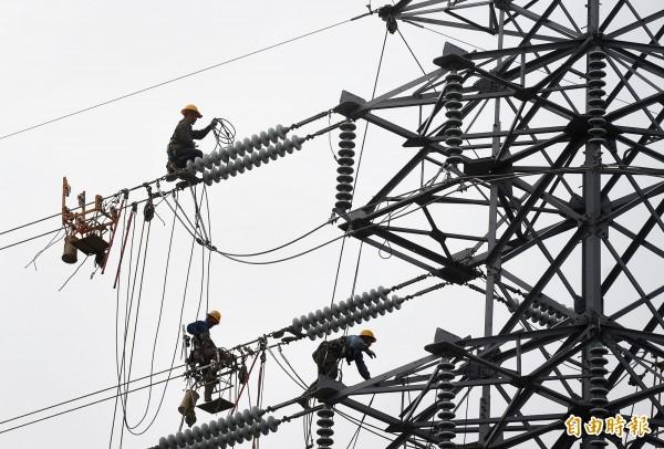 國際能源價格下跌 台電今年獲利上看550億