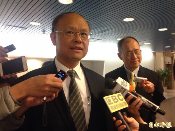 TPP簽署  經長:3月底將修法版本送行政院