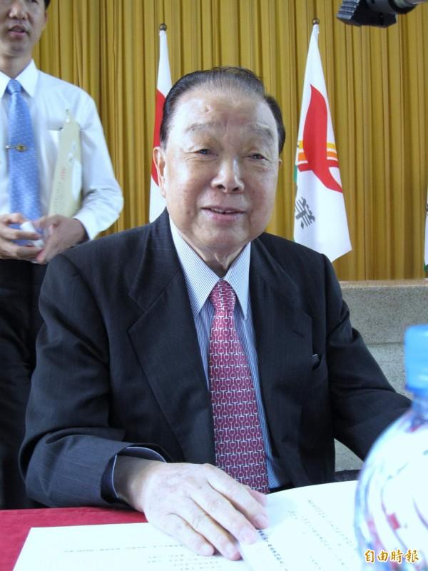 統一集團榮譽董事長高清愿辭世  享壽88歲