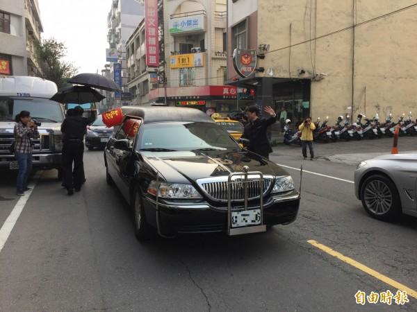 統一集團前董事長高清愿辭世  今辦告別式