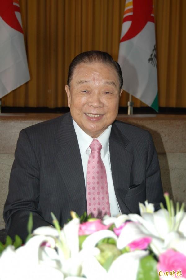 高清愿逝世 一生走過台灣食品史