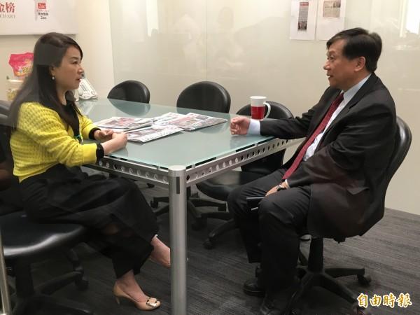 準經長李世光:讓經濟好起來是最大挑戰