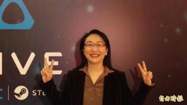 王雪紅:HTC現在分成三個事業單位