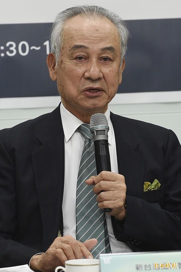 吳榮義:減稅無助改善投資