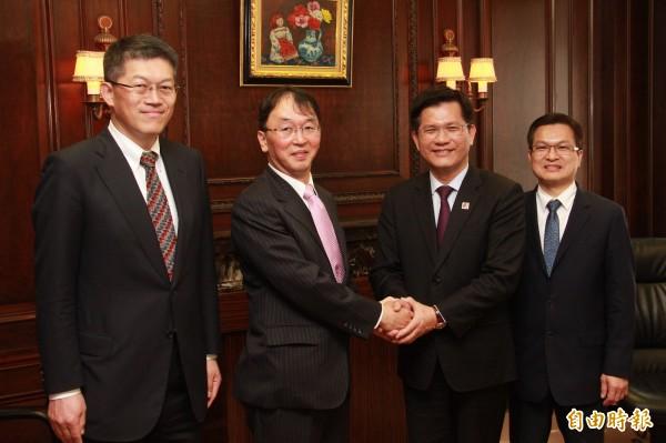 力挺小英 日本三井集團:加碼、加速投資台灣
