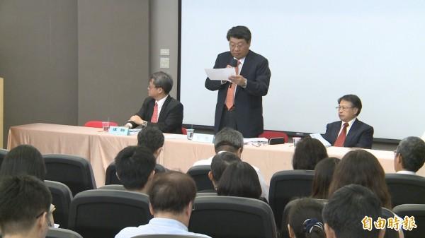 南茂鄭世杰:紫光投資入股案  盼政府玉成其事