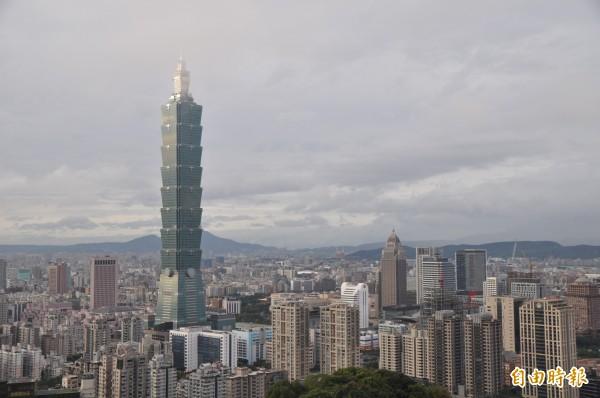 台灣競爭力退步至第14  IMD:GDP下滑導致