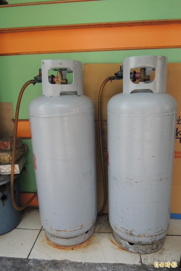 中油:6月桶裝瓦斯價格不漲