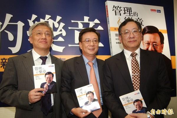 司徒達賢:家族治理做不好 將成國安問題