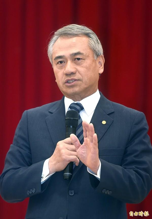 長榮海前副總裁謝志堅 將接陽明董事長