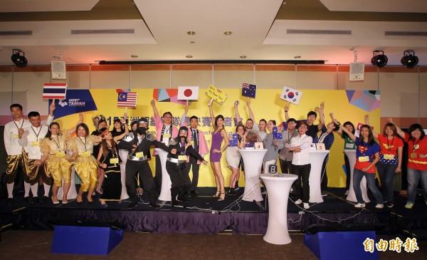 「亞洲超級團隊」又來了!貿協全力行銷台灣會展産業