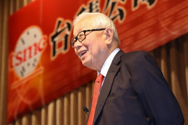 台積電南京廠今天動土 傳董事長張忠謀將出席