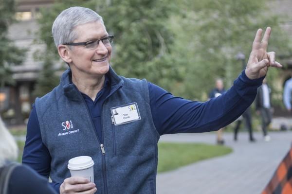 iPhone銷量破10億台 庫克還有一個夢