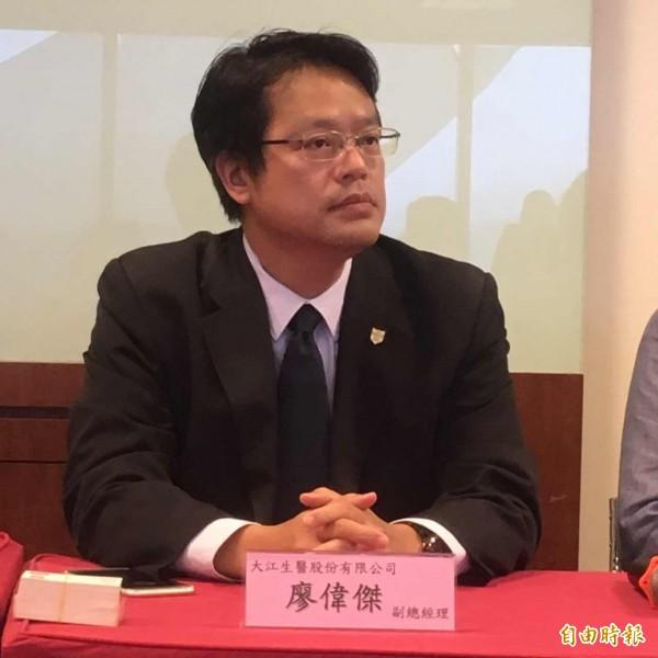 大江H1獲利成長逾一倍 訂單排到明年