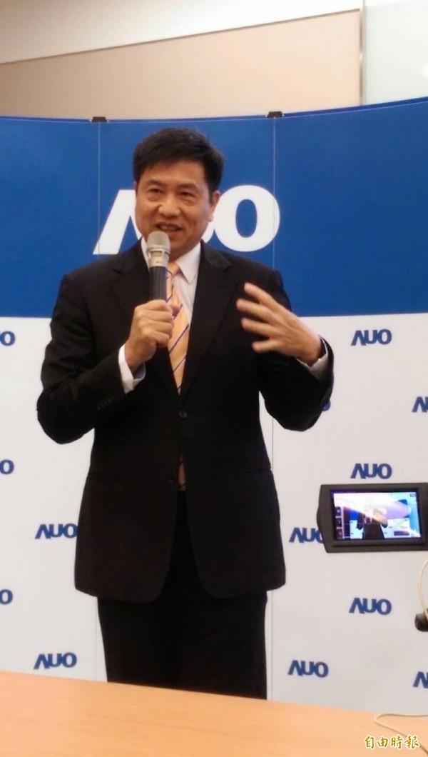 友達彭双浪:軟性顯示器是台灣關鍵的未來產業
