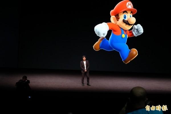 「超級瑪莉歐」登上iOS   任天堂股價大漲