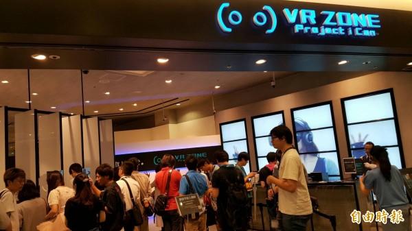 宏達電VR遊戲銷售奪冠 激勵股價大漲