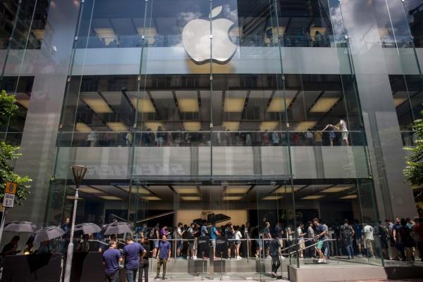 蘋果叫陣?Apple Store進駐南韓 就開三星總部對面