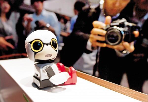 《國際現場》豐田推娃娃機器人Kirobo