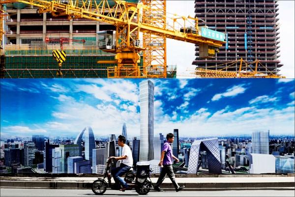 標普:中國AA-級債信評等恐不保