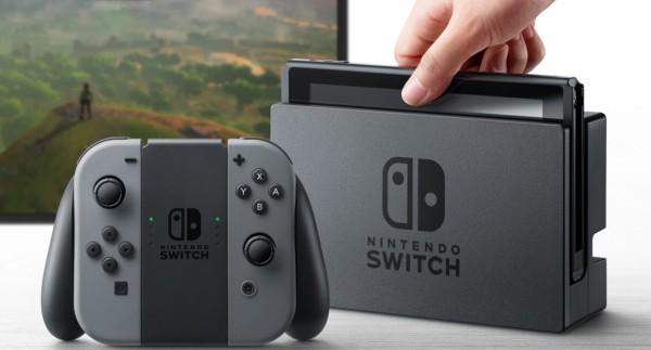 任天堂新機Switch曝光 股價不領情暴跌6%