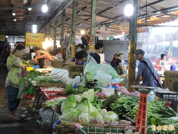 菜價飆民怨起 公平會:不排除有菜蟲