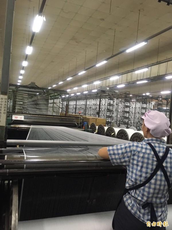 紡織業新東向 美前TPP談判代表:成功機率高