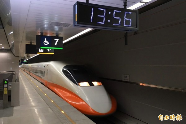 高鐵前3季賺31億 未來不排除提前購新車