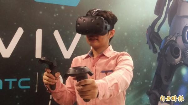 宏達電與諾貝爾博物館合作 HTC Vive向諾貝爾獎得主致敬